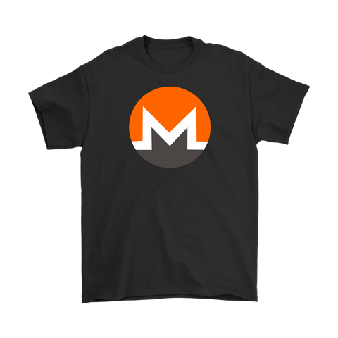 Monero Token Logo T-Shirt - King Kong Crypto™