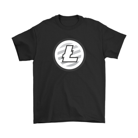 Litecoin Coin T-Shirt - King Kong Crypto™