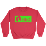 NEO Stamp Sweatshirt - King Kong Crypto™