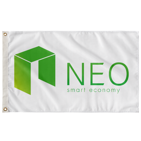 NEO Flag - King Kong Crypto™