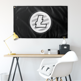 Litecoin Flag - King Kong Crypto™