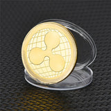 Ripple XRP Collector Coin (Gold) 1x - King Kong Crypto™