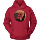 The Crypto Goddess | Bitcoin Babe Hoodie - King Kong Crypto™