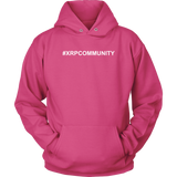 XRP Hashtag XRP Community Hoodie - King Kong Crypto™