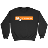 Bitcoin Accepted Here Sweatshirt - King Kong Crypto™