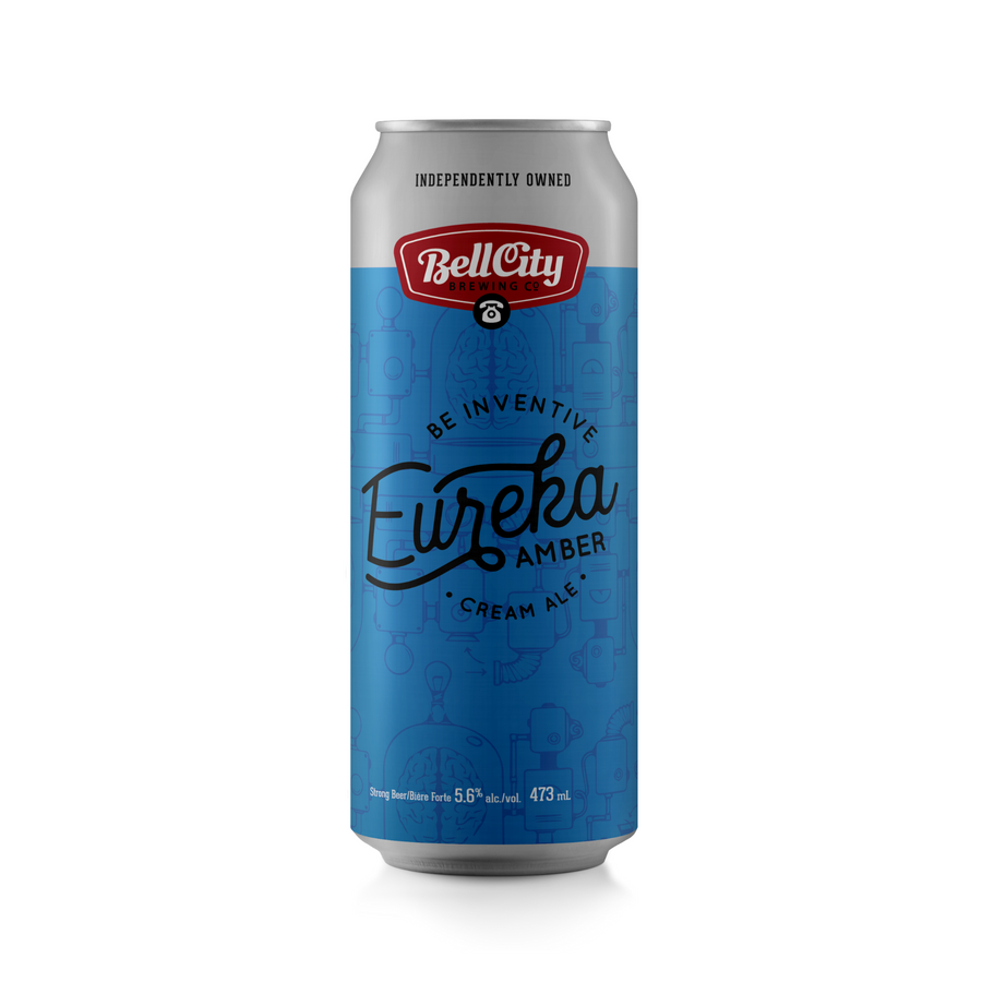 Eureka - Amber Cream Ale - 473ml Can