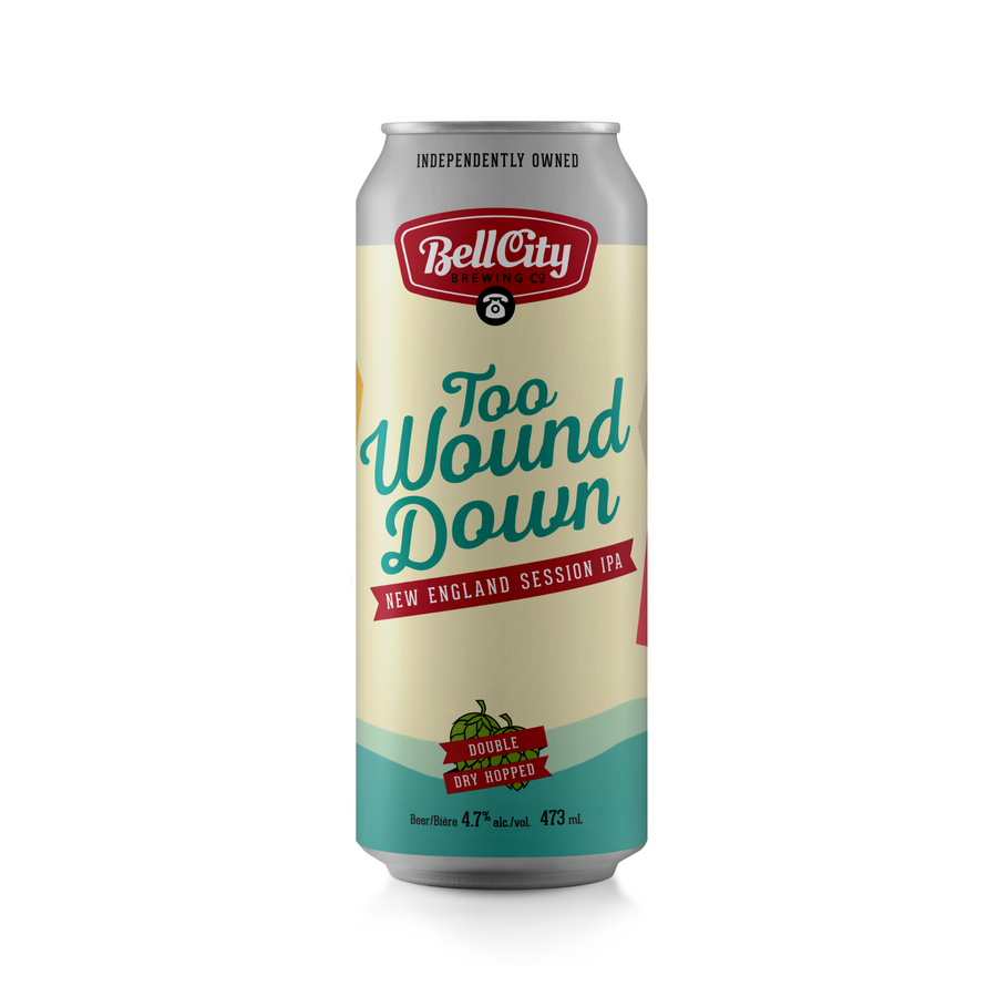 Too Wound Down - Session IPA - 473ml Can