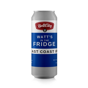 Watts in the Fridge, East Coast IPA - 473ml Can