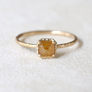 0.56ct Mango diamond  ring