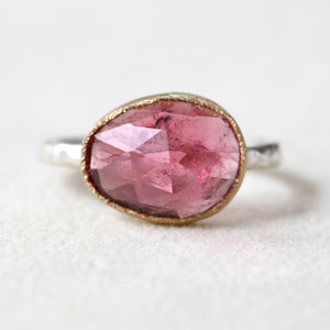 3.56ct PinkTourmaline Ring