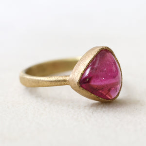 4.26ct Tourmaline Ring