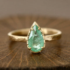 1.02ct Paraiba Tourmaline Ring