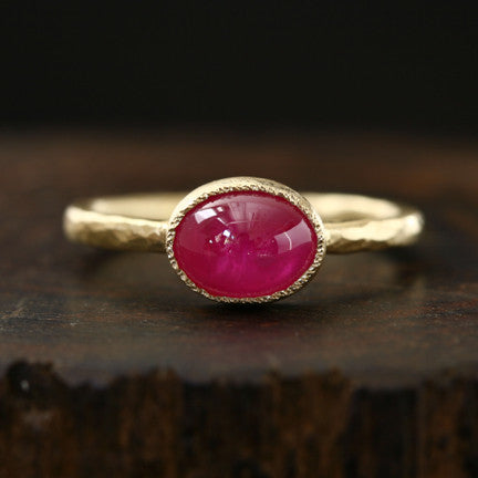 1.88ct Ruby Ring