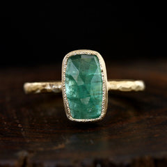2.01ct Emerald Ring
