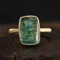 3.55ct Emerald Ring
