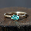 0.43ct Paraiba Tourmaline Ring
