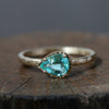 0.77ct Paraiba Tourmaline Ring