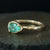 0.72ct Paraiba Tourmaline Ring