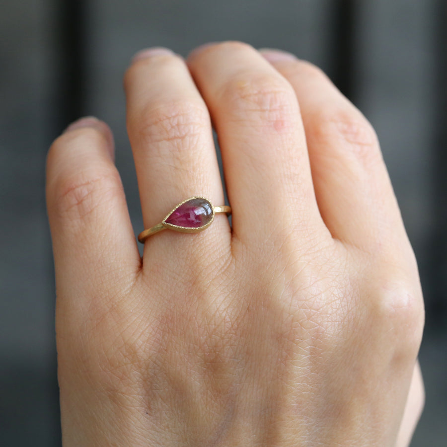 1.57ct Tourmaline Ring