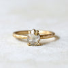 0.83ct diamond ring