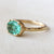 1.86ct  Paraiba Tourmaline Ring