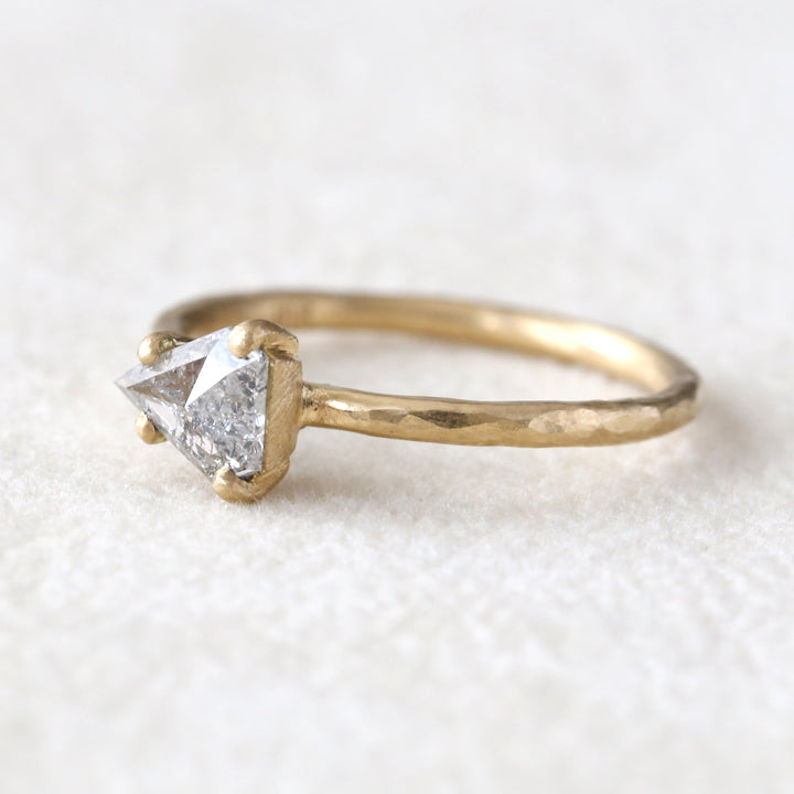 0.48ct Canadian diamond ring