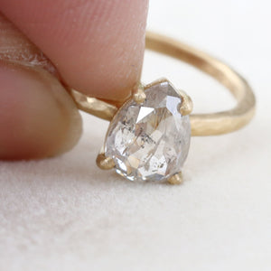 1.64ct Icy diamond ring