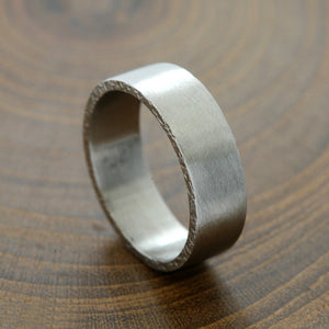 6.5mm 18kpd band, matte