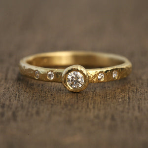 3MM Bezel Ring