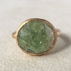 7.13ct Tourmaline Ring