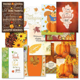 Faith Thanksgiving Greeting Cards Value Pack