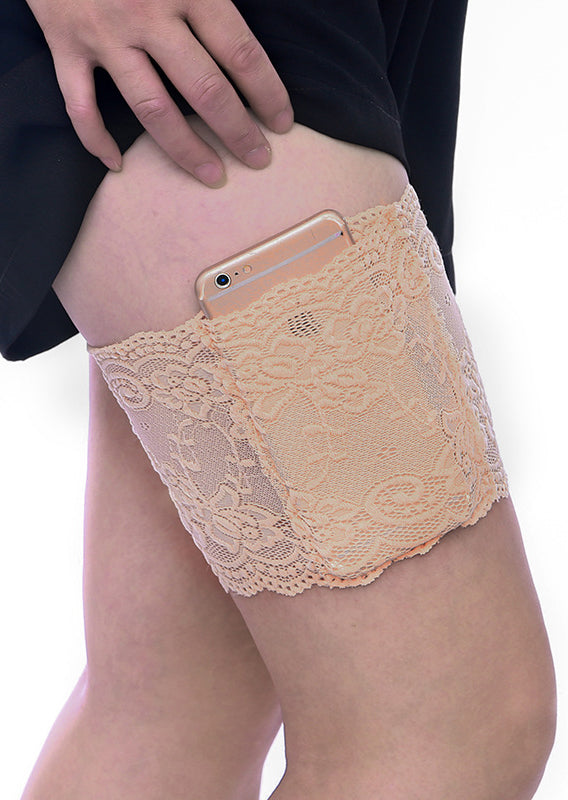 Elastic Anti-Chafing Lace Thigh Bands Prevent Thigh Chafing One Piece UK