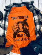 [PRE-SALE] You Coulda Had A Bad Witch Tee