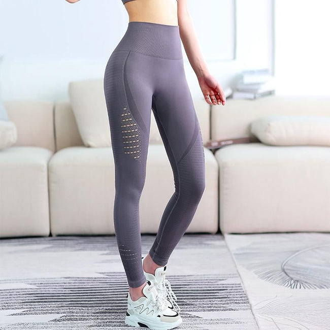 Seamless Leggings + Cropped Shirts