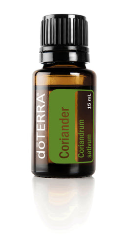 Coriander 15ml - Doterra single essential oil - Quartz & Co Australia