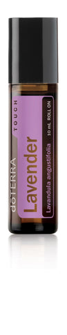 Lavendar touch 10ml - Doterra single essential oil - Quartz & Co Australia