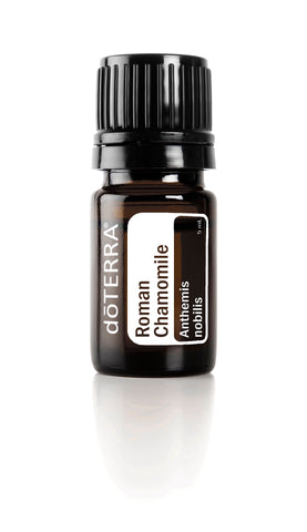Roman chamomile 5ml - Doterra single essential oil - Quartz & Co Australia