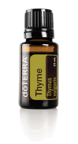 Thyme 15ml - Doterra single essential oil - Quartz & Co Australia