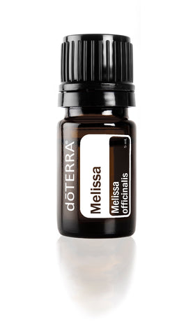 Melissa 5ml - Doterra single essential oil - Quartz & Co Australia