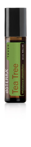 Tea tree touch 10ml - Doterra single essential oil - Quartz & Co Australia