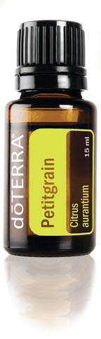 Petitgrain 15ml - Doterra single essential oil - Quartz & Co Australia