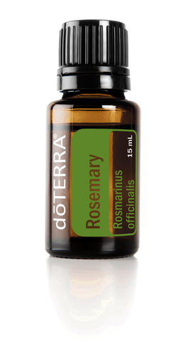 Rosemary 15ml - Doterra single essential oil - Quartz & Co Australia