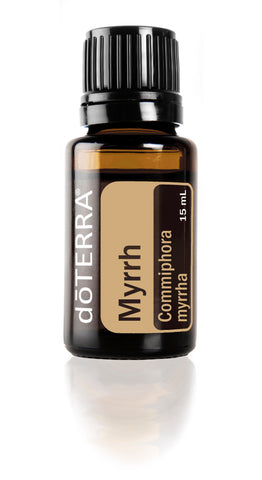 Myrhh 15ml - Doterra single essential oil - Quartz & Co Australia
