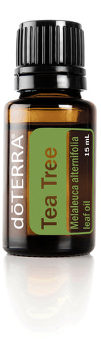 Tea tree 15ml - Doterra single essential oil - Quartz & Co Australia