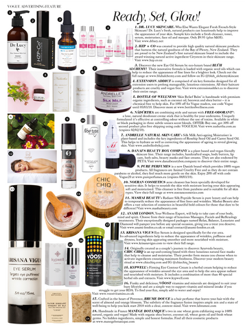 Andrelles-Natural-Skin-Care-Vogue-Magazine-UK-Feature