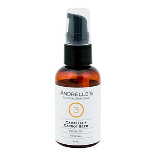 Camellia + Carrot Seed Renewal Facial Oil