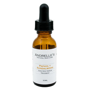 Papaya + Sandalwood Dark Spot Treatment Serum