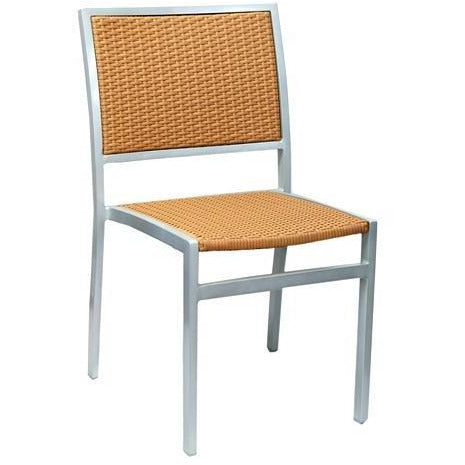 Patrick Wicker Side Chair