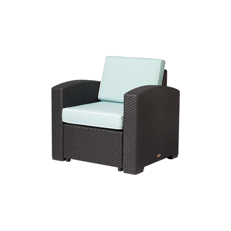 Robusto Outdoor Club Chair