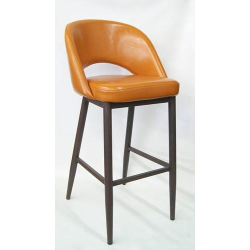Nathan Upholstered Bar Stool